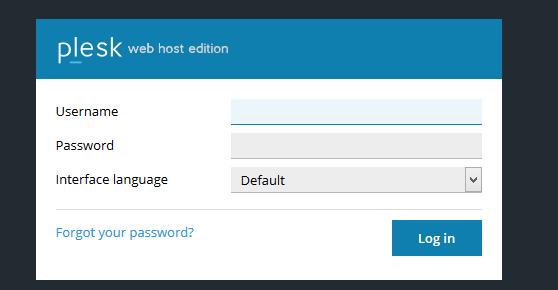 Hướng dẫn plesk reseller tạo hosting